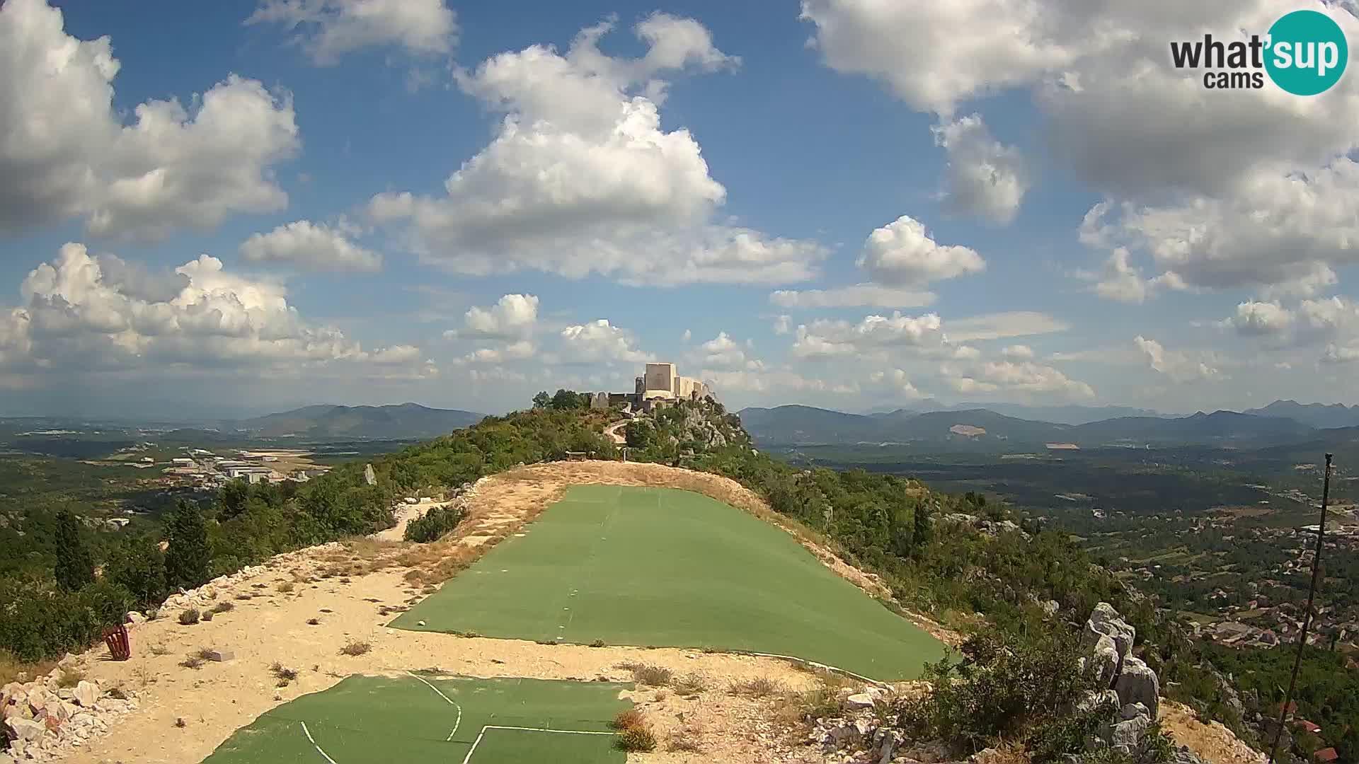 Web kamera Paragliding poletište Ljubuški – Kula