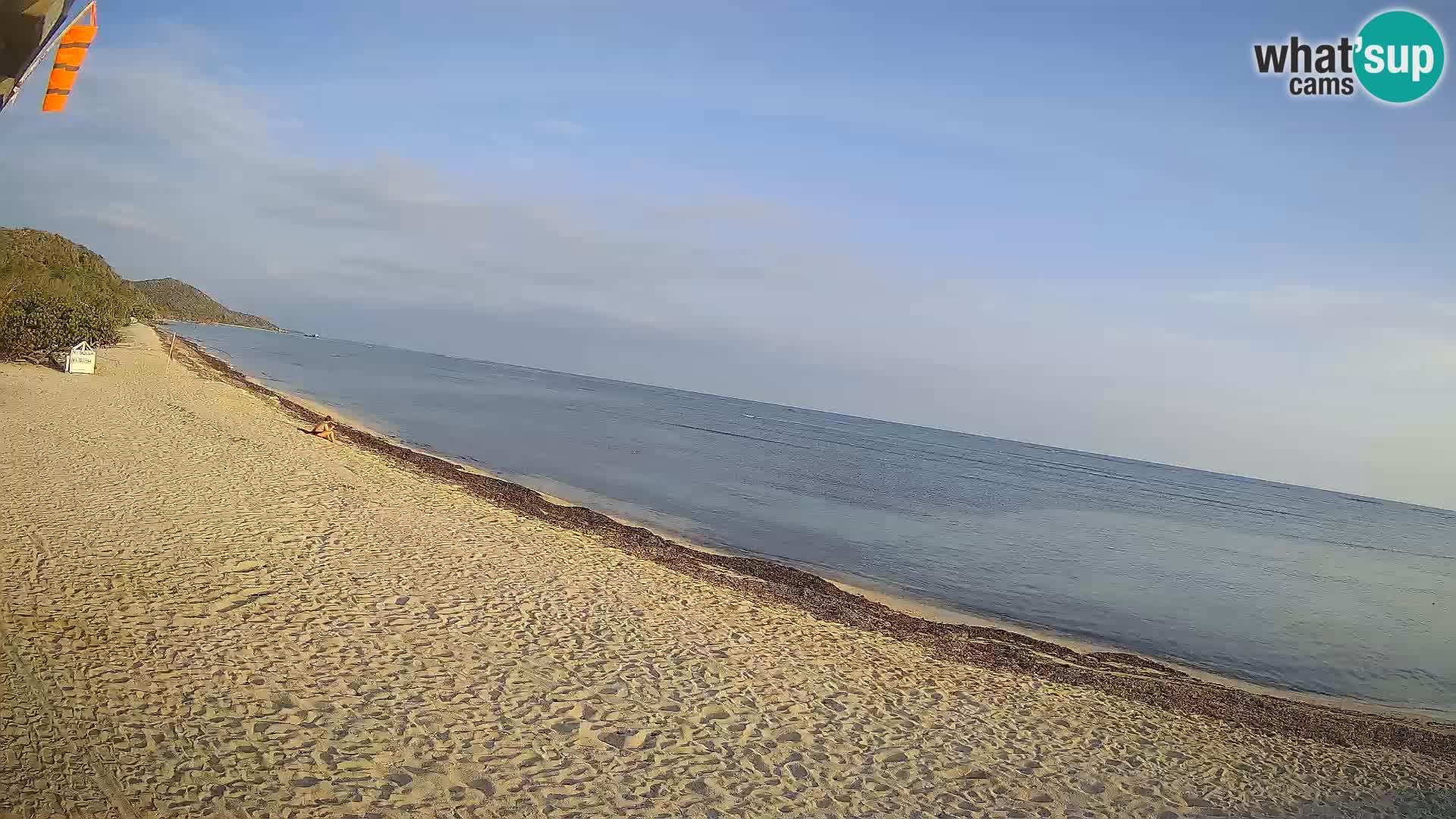 Webcam live plage Buen Hombre – Kite School