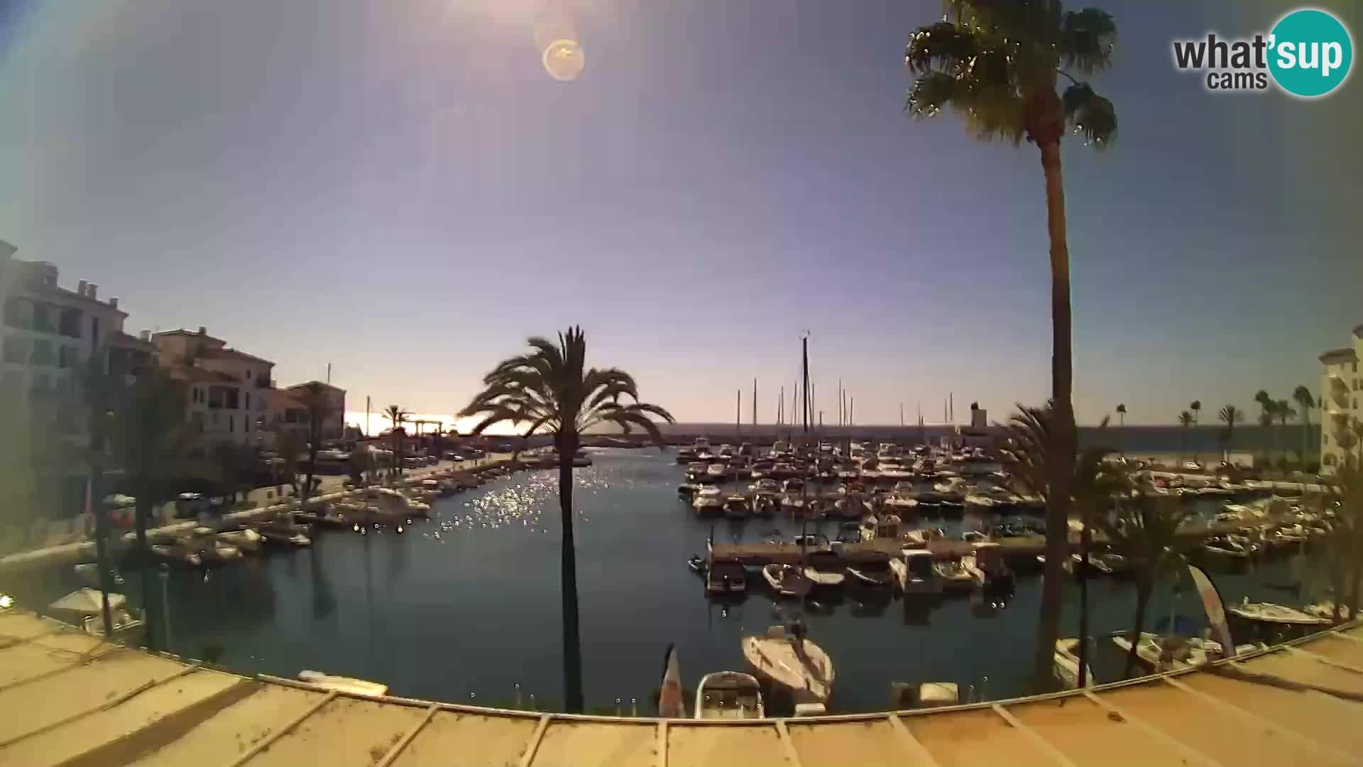 Puerto de la Duquesa webcam – Marina
