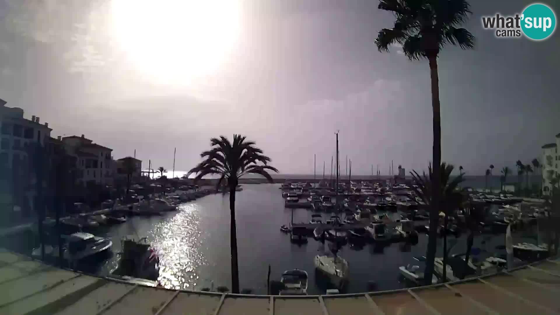 Camera en Vivo Puerto de la Duquesa – Marina