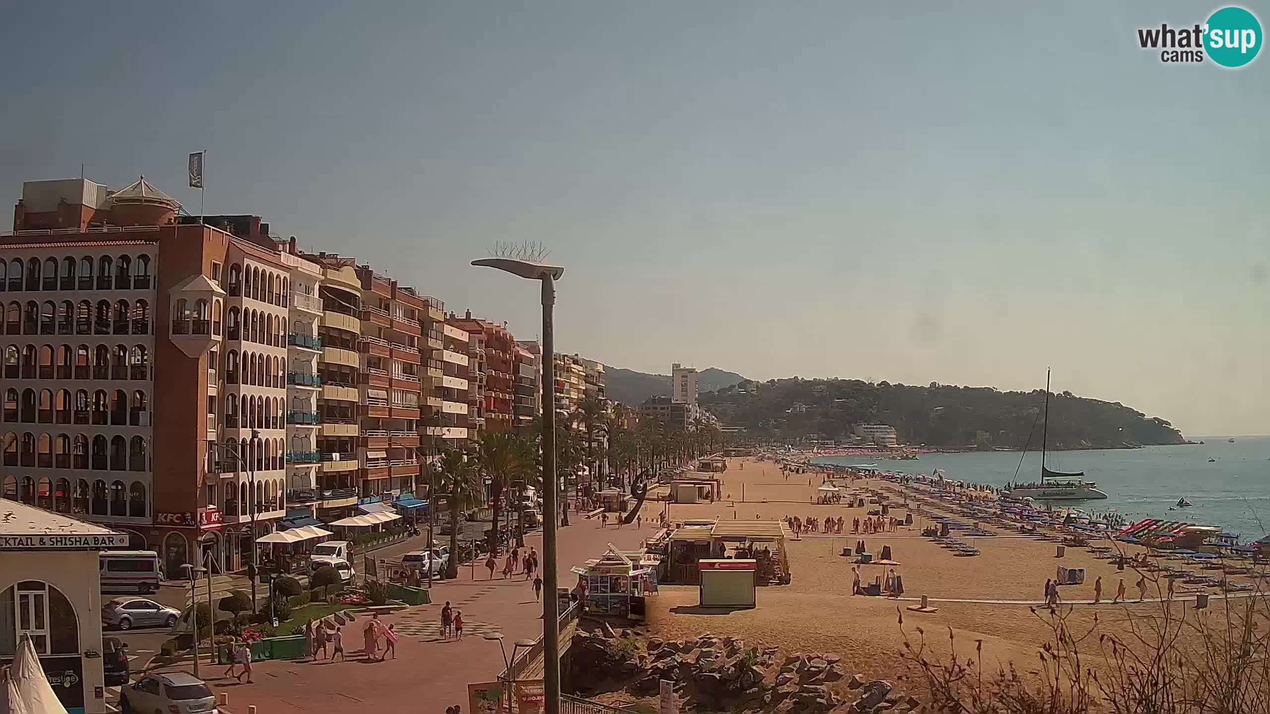 Livecam Lloret De Mar