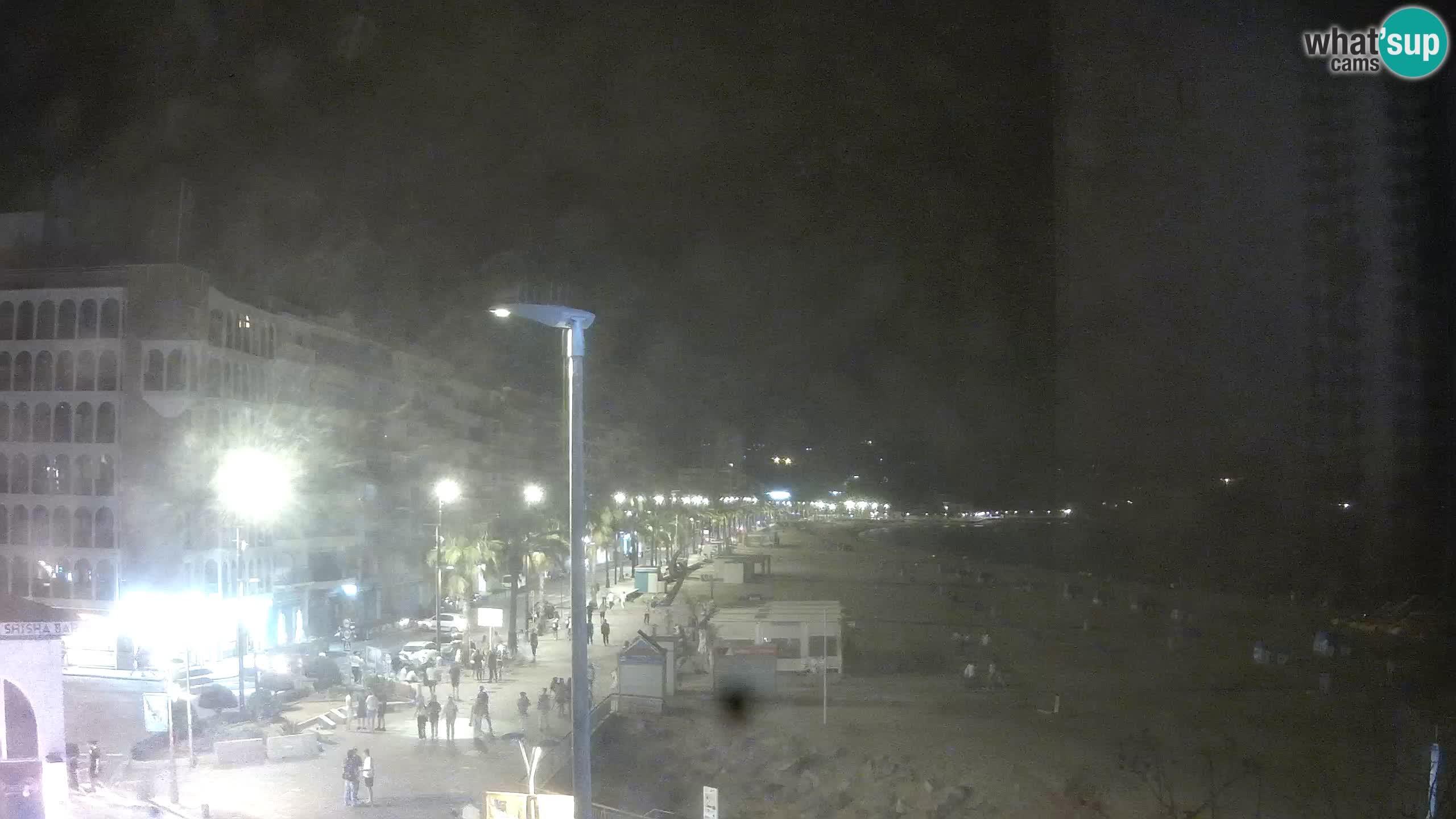Webcam live Lloret de Mar – Playa
