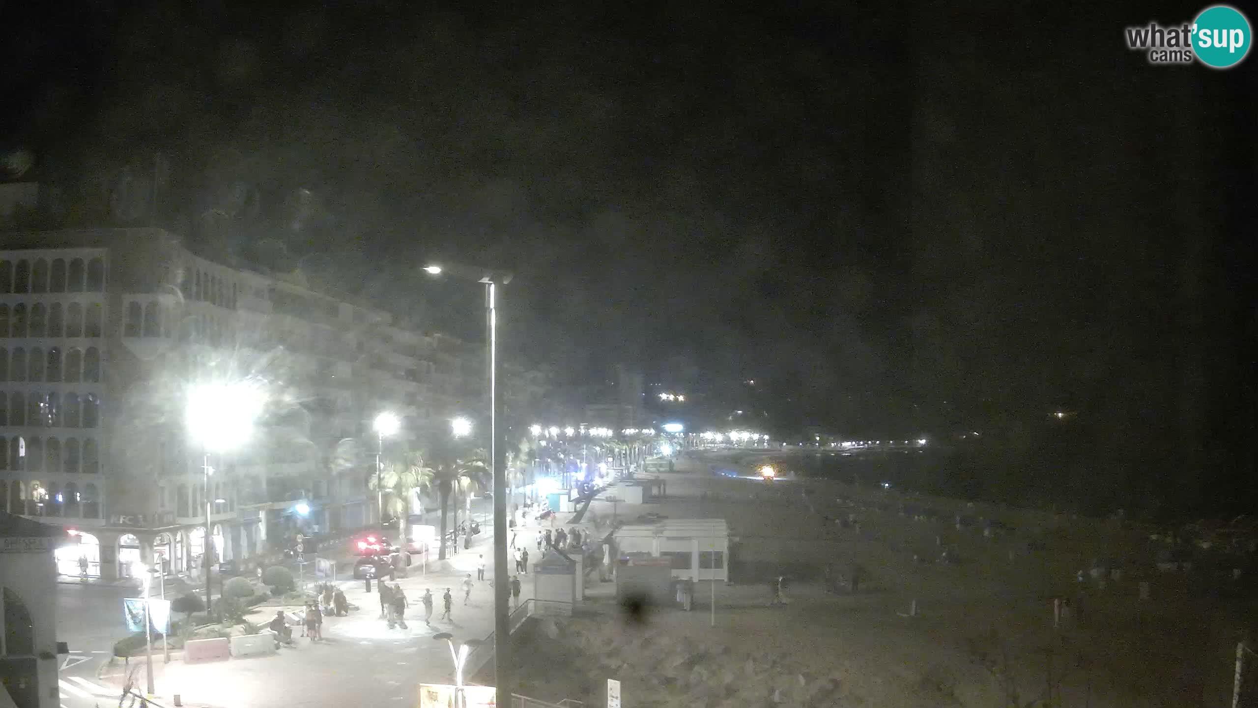 Webcam Lloret de Mar – the main beach
