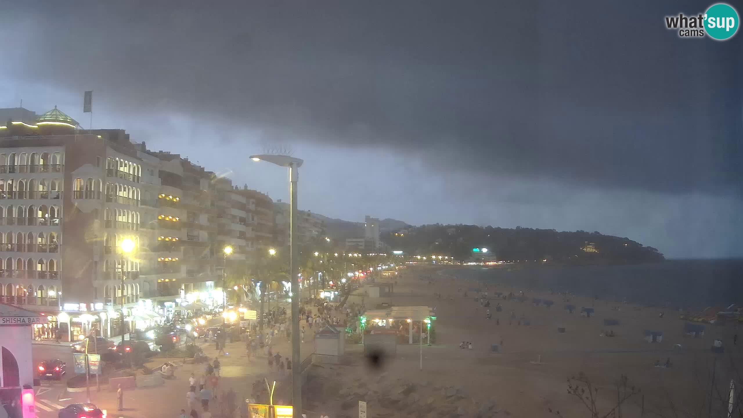 Webcam Lloret de Mar – the beach