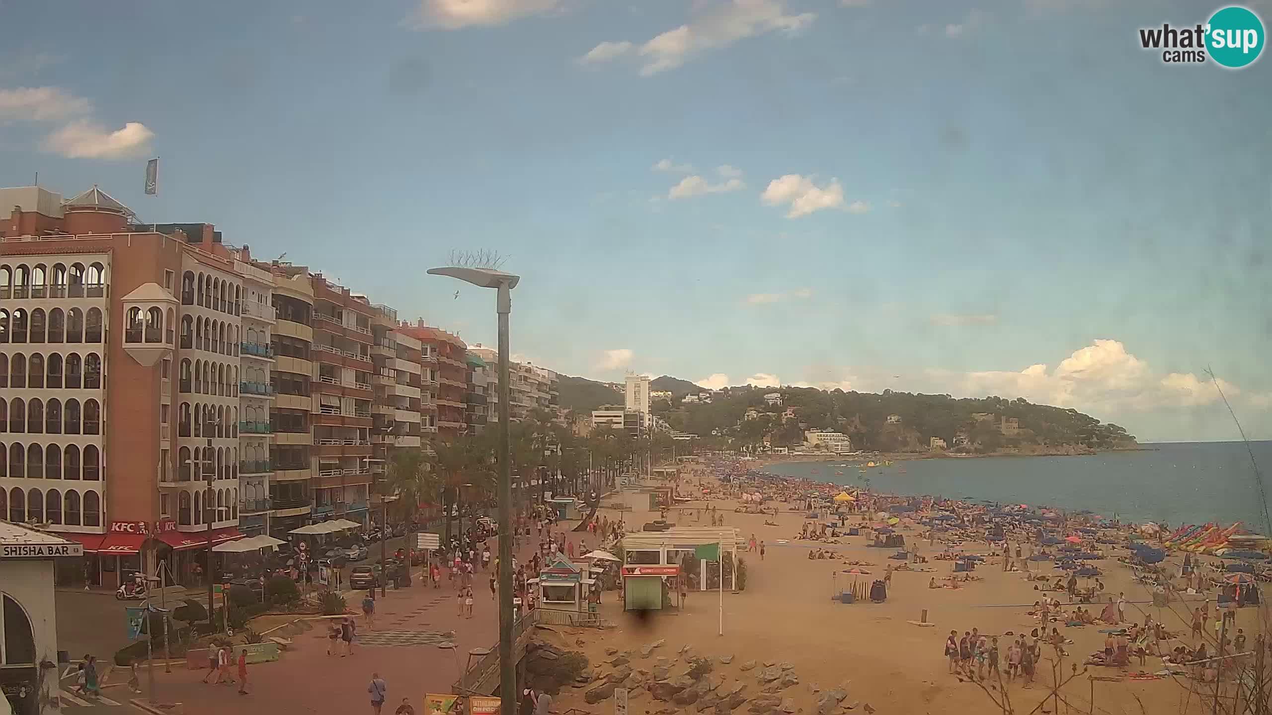 Webcam Lloret de Mar – La Playa