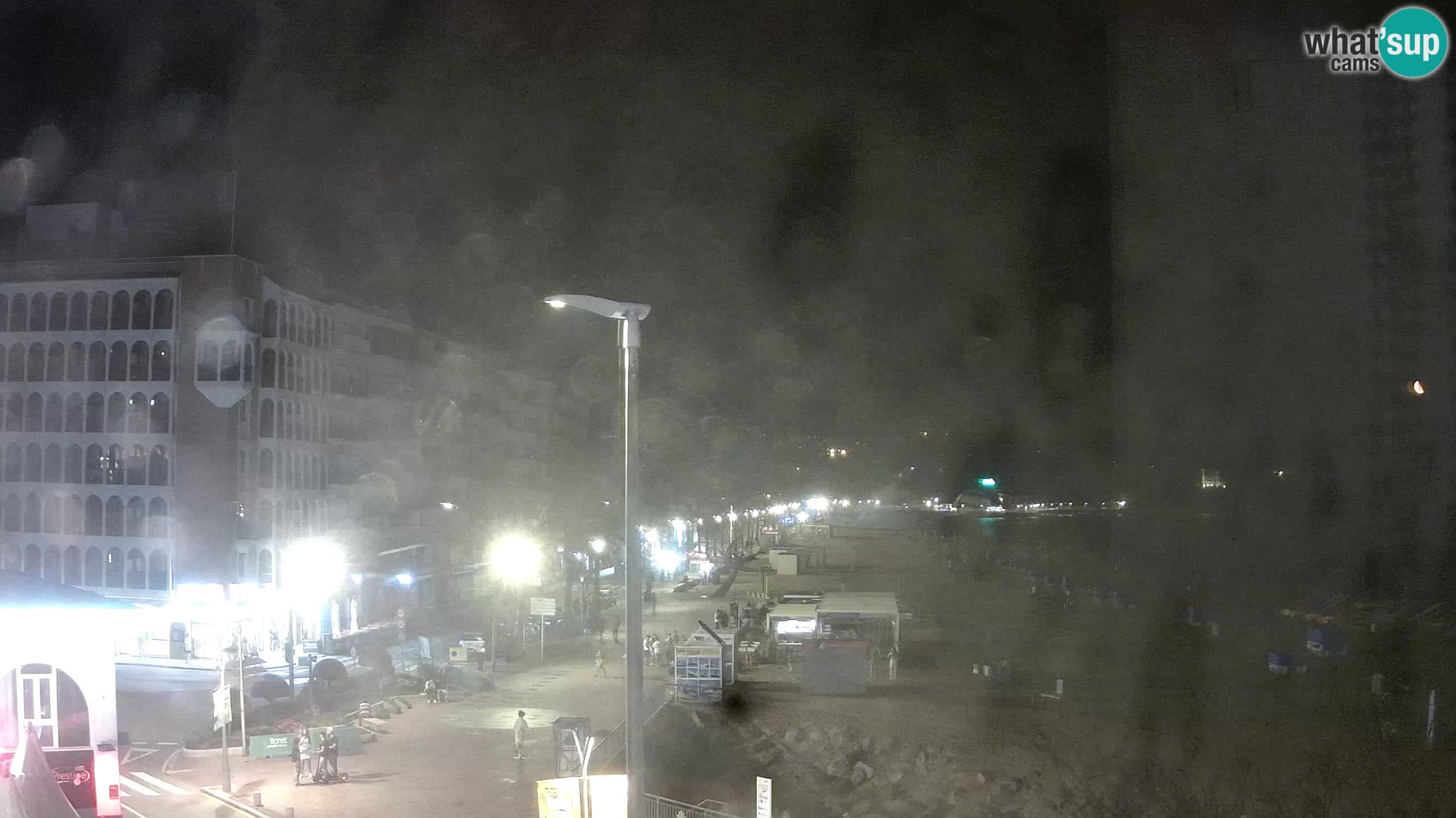 Webcam Lloret de Mar – Osrednja plaža