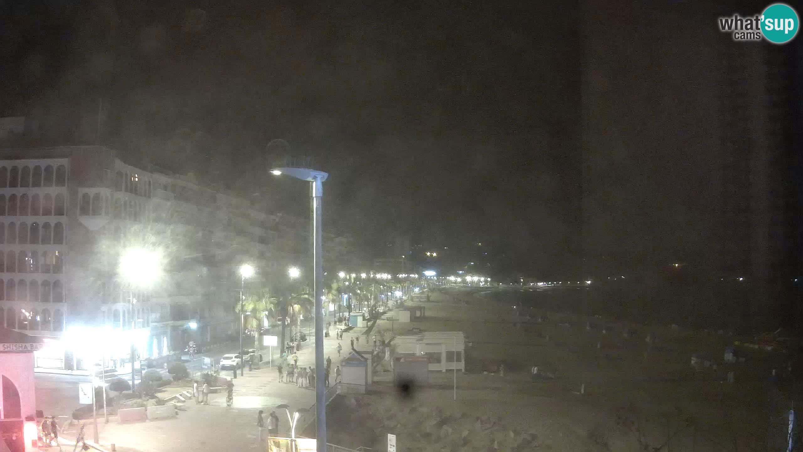 Webcam Lloret de Mar – La Spiaggia