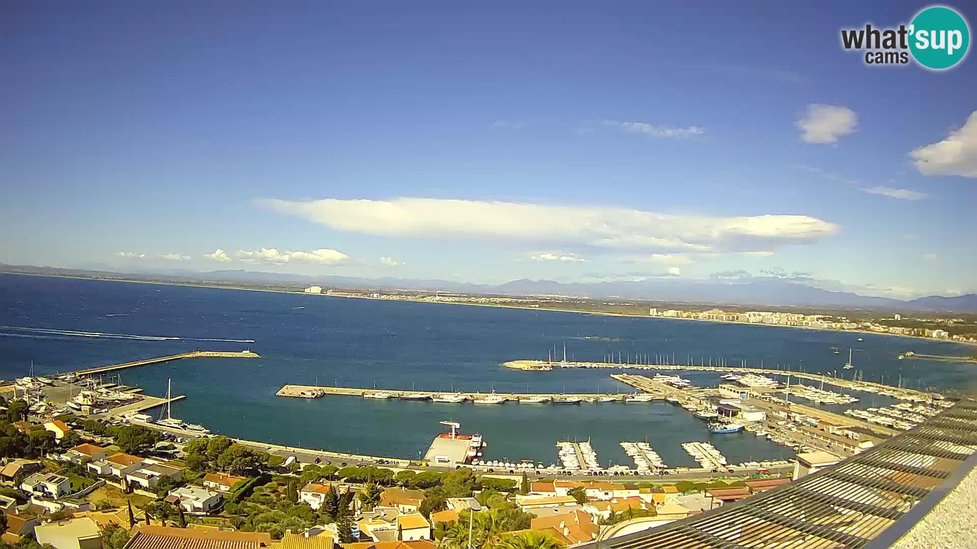 Roses –  Fischereihafen und die Bucht