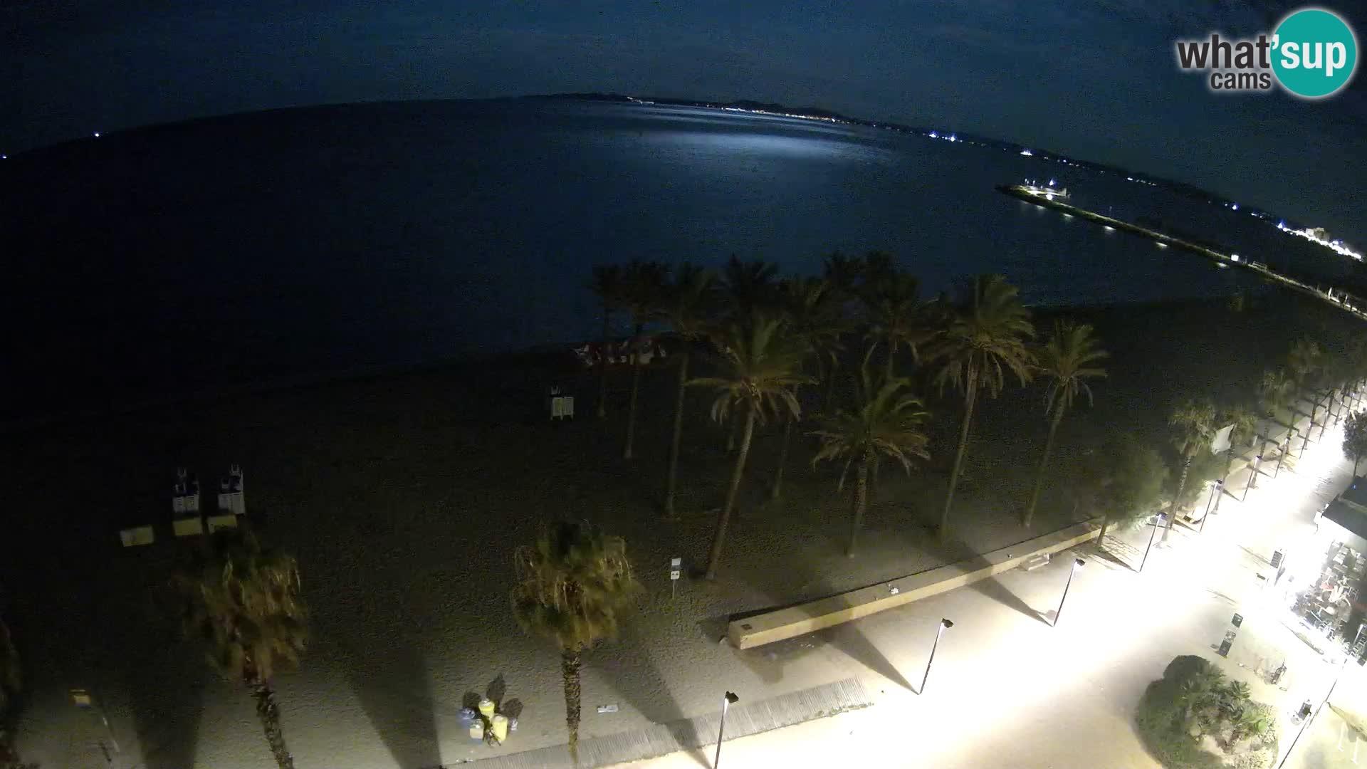 LIVE Webcam Roses beach – Hotel Montecarlo Roses