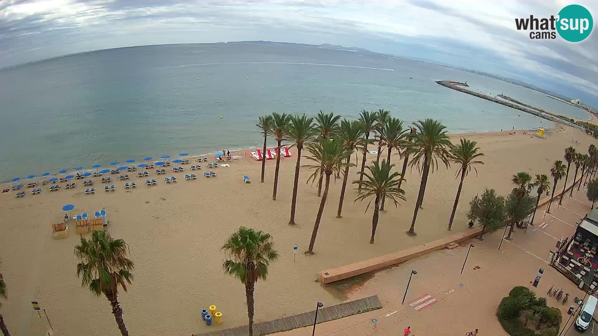Web Kamera Roses plaža – Hotel Montecarlo