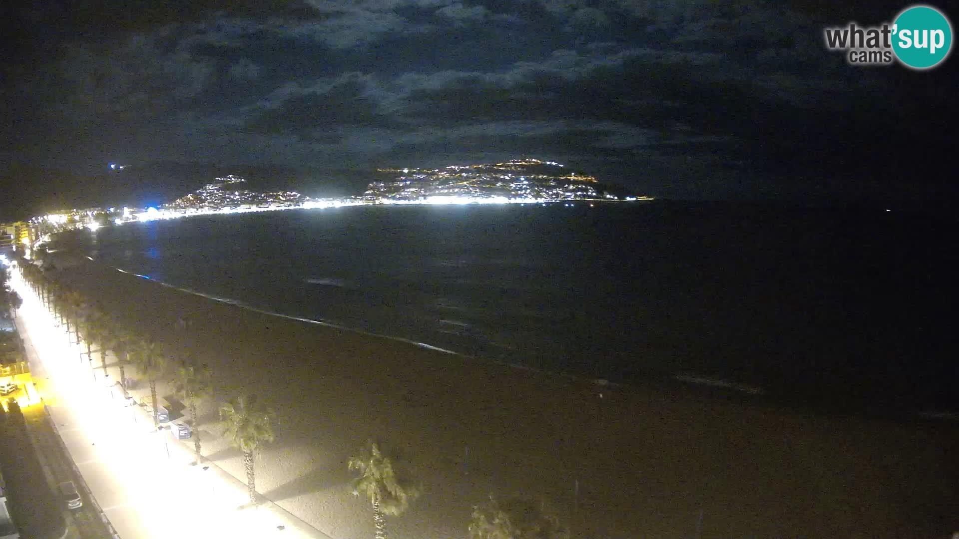 Spletna kamera Roses – Španija – Pogled s hotela MonteCarlo