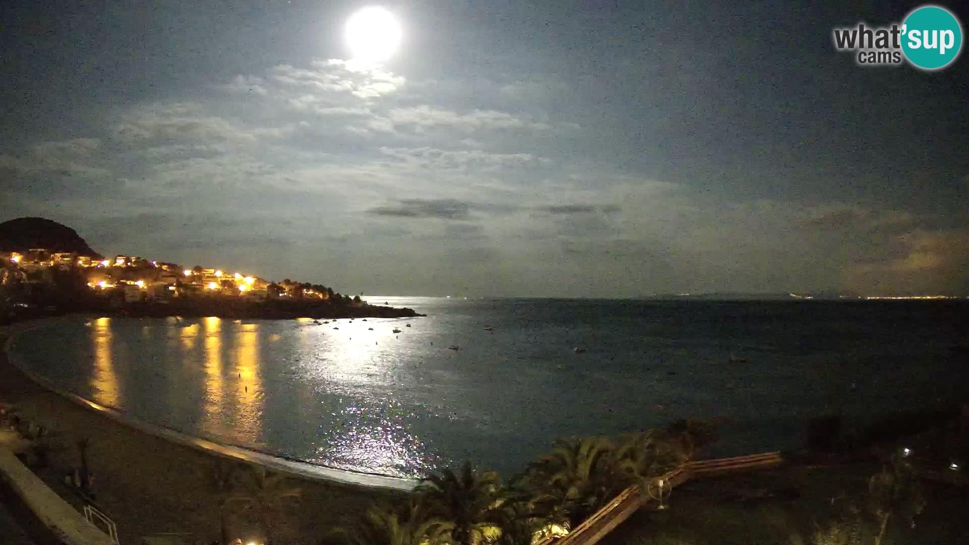 Plaža de l'Almadrava web kamera Roses – Costa Brava – Španjolska