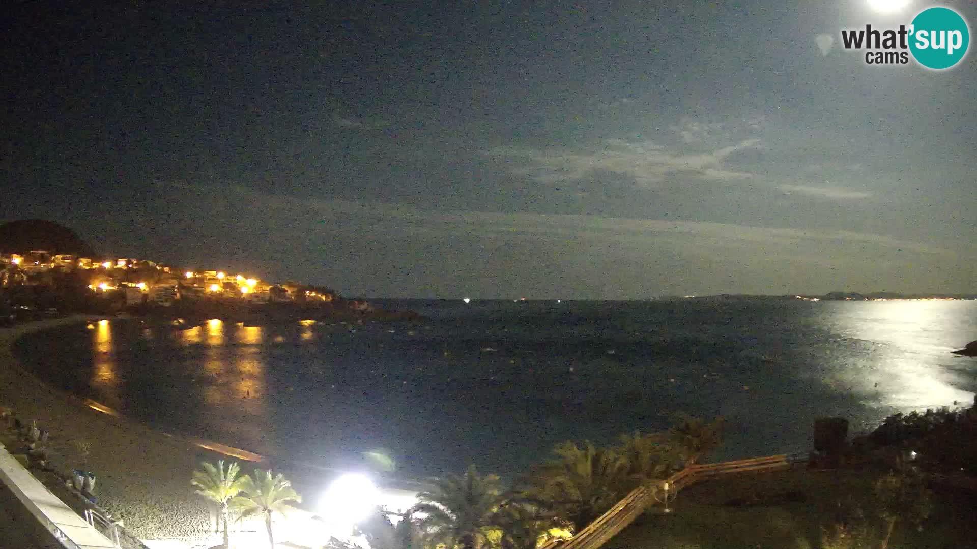 Playa de l'Almadrava camera en vivo Roses – Costa Brava – Espana