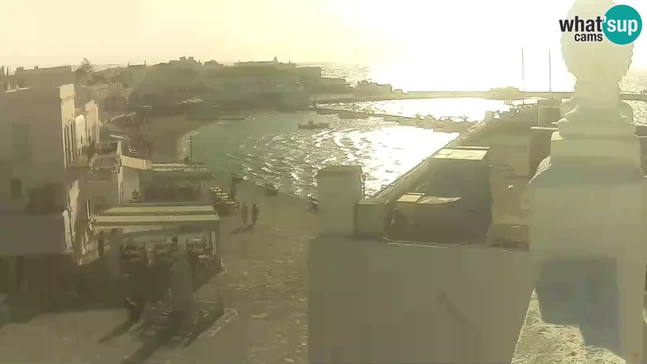 Mykonos – Waterfront and old port