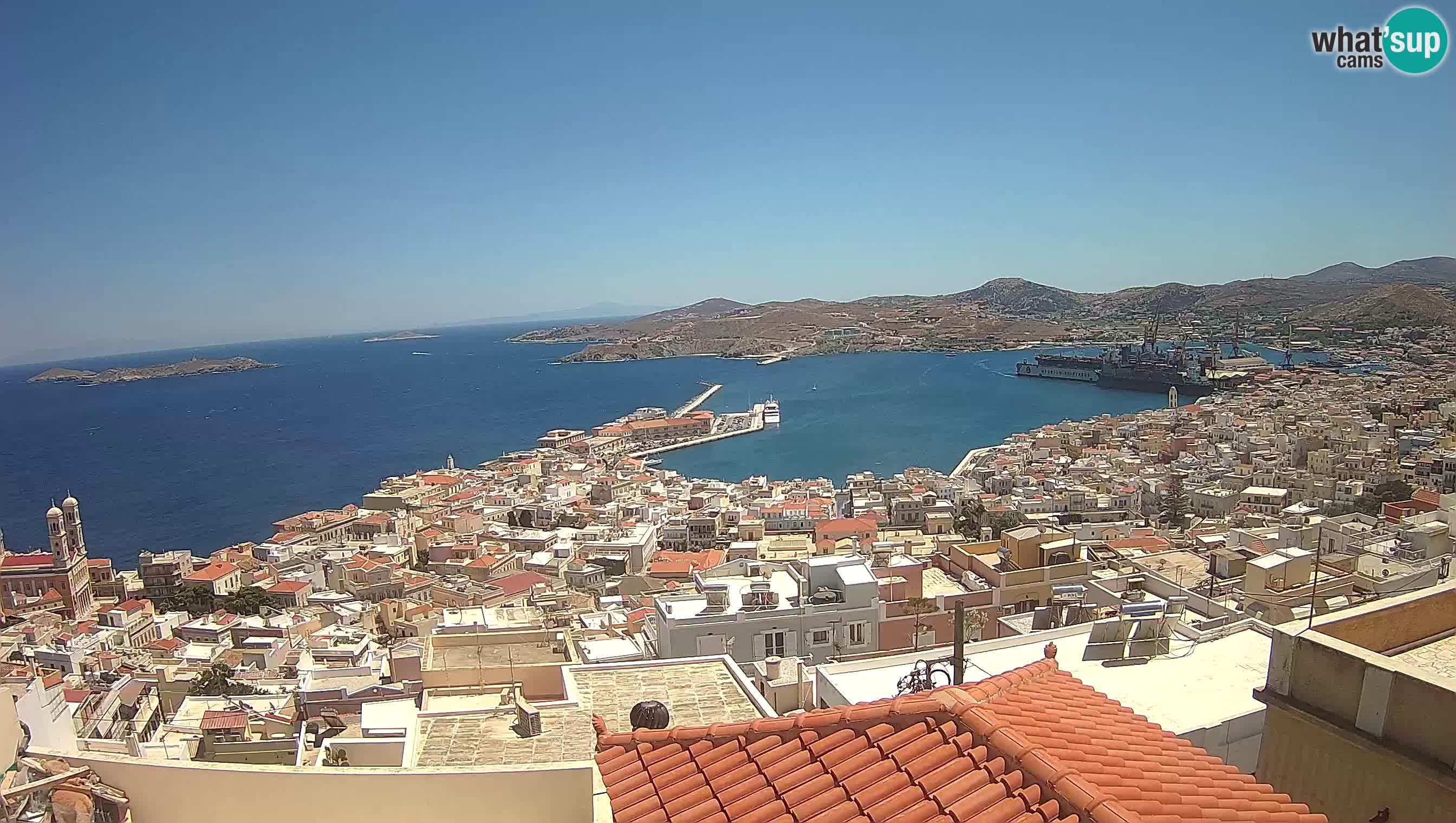 Siros – El puerto in Ermúpoli