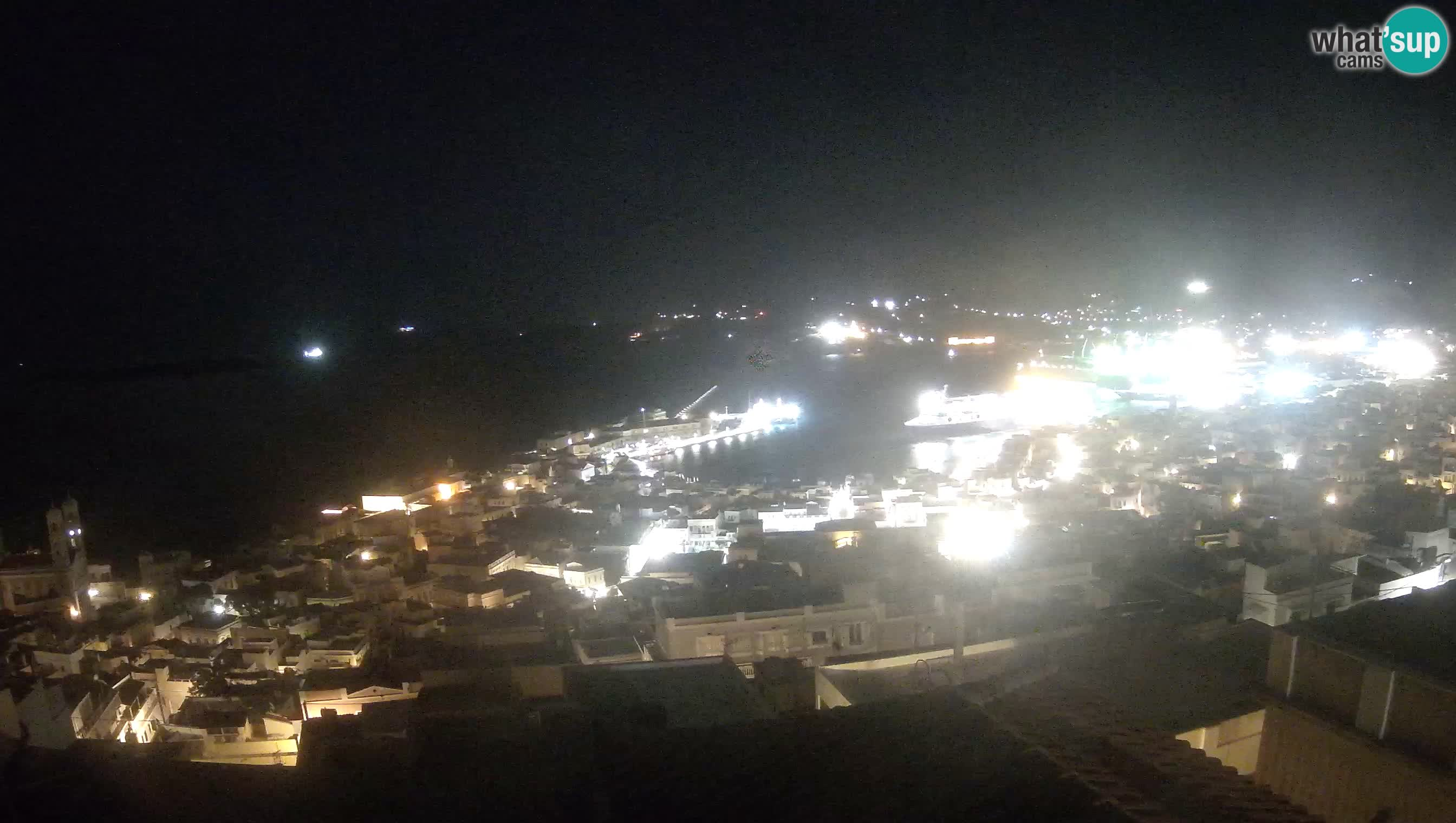 Siros – Luka Hermoupolis