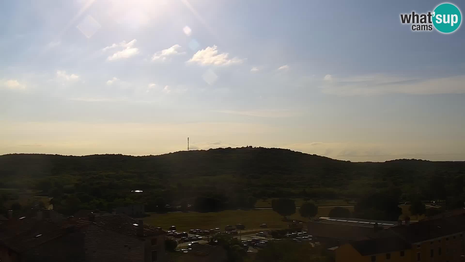 Bale – pogled s palace Soardo-Bembo