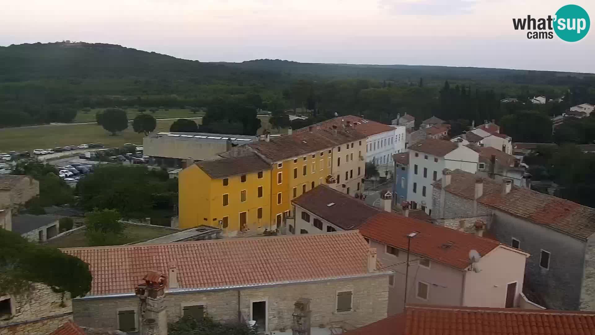 Bale – Blick vom Palast Soardo-Bembo