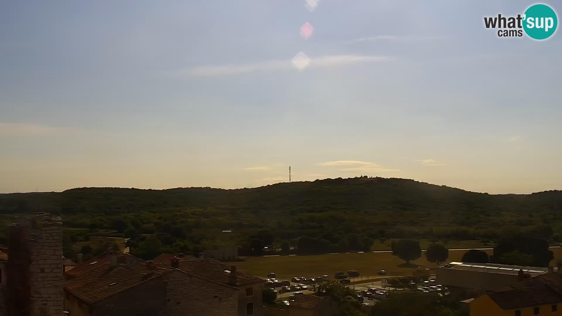 Valle – panorama dal palazzo Soardo-Bembo