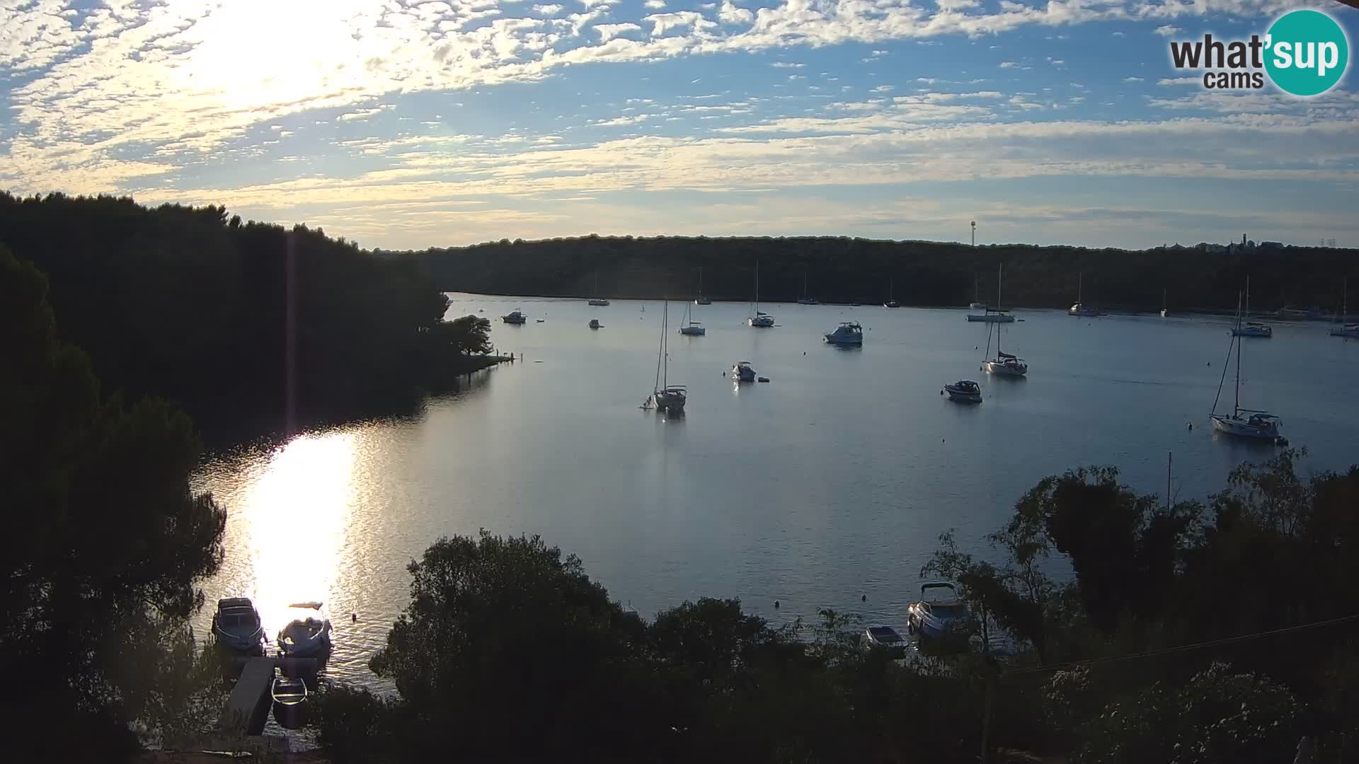 Golfo de Banjole cerca de Pula