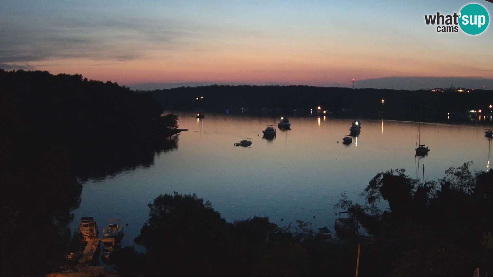 Golfo di Banjole vicino Pola