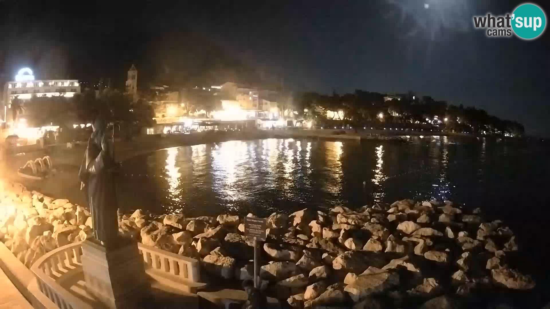 Webcam Live Bascavoda – San Nicola e la spiaggia