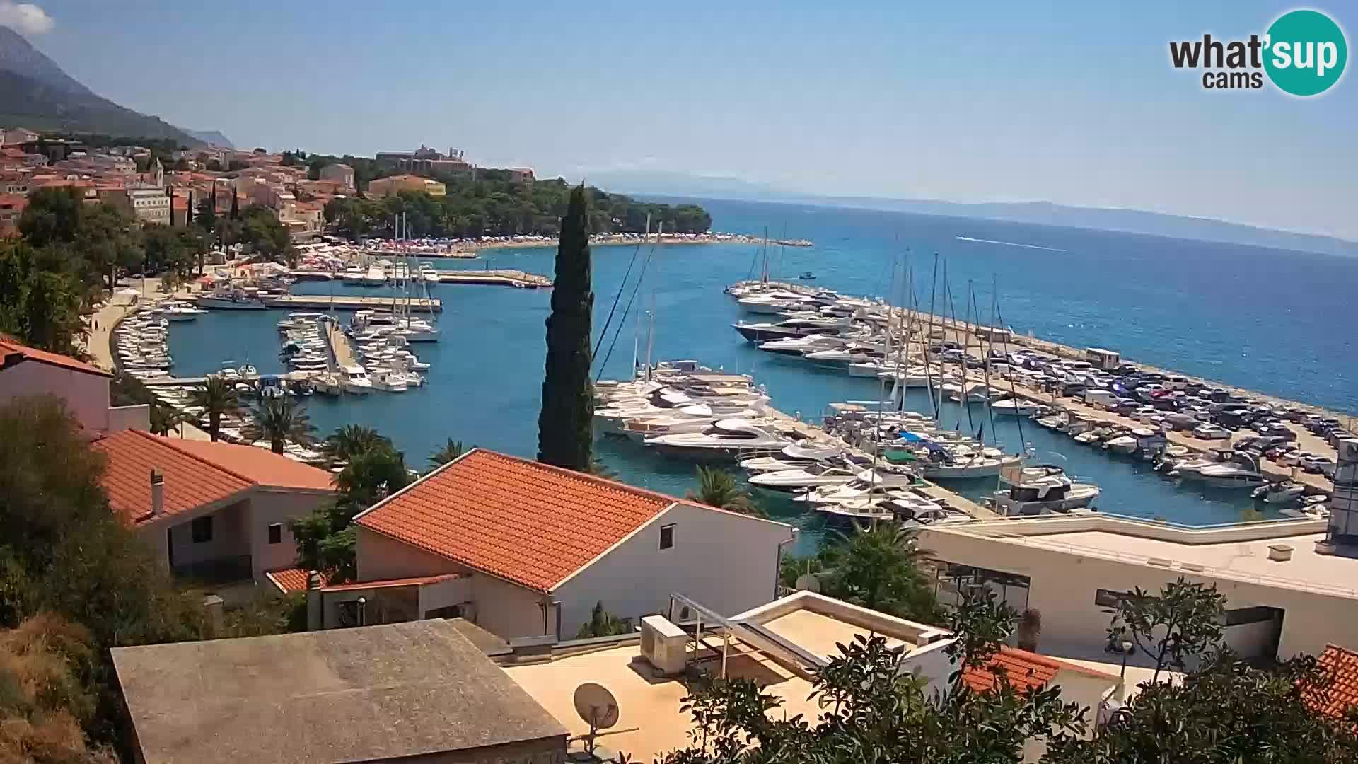 Pogled na Bašku Vodu