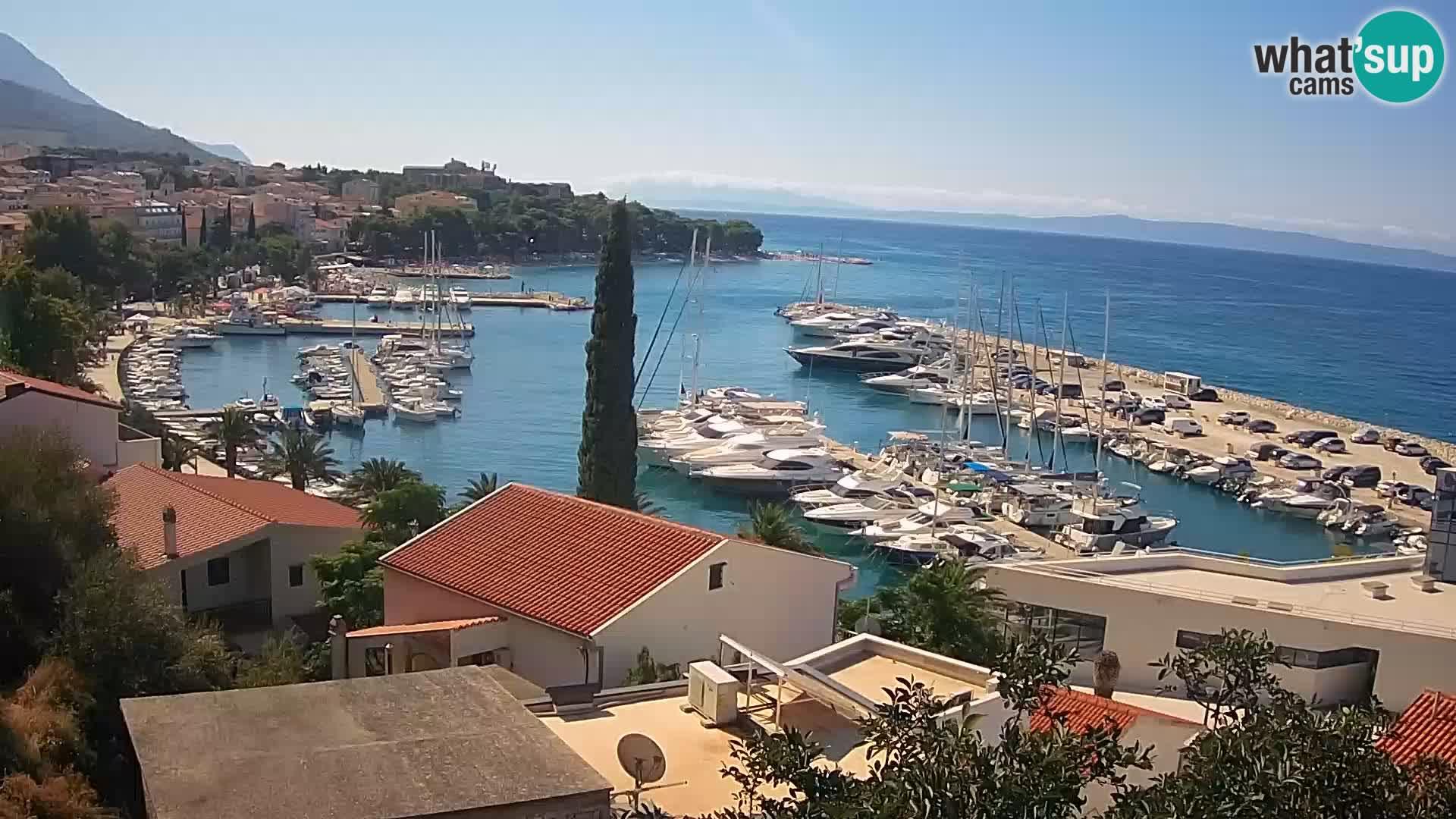 Vistas de Baška Voda