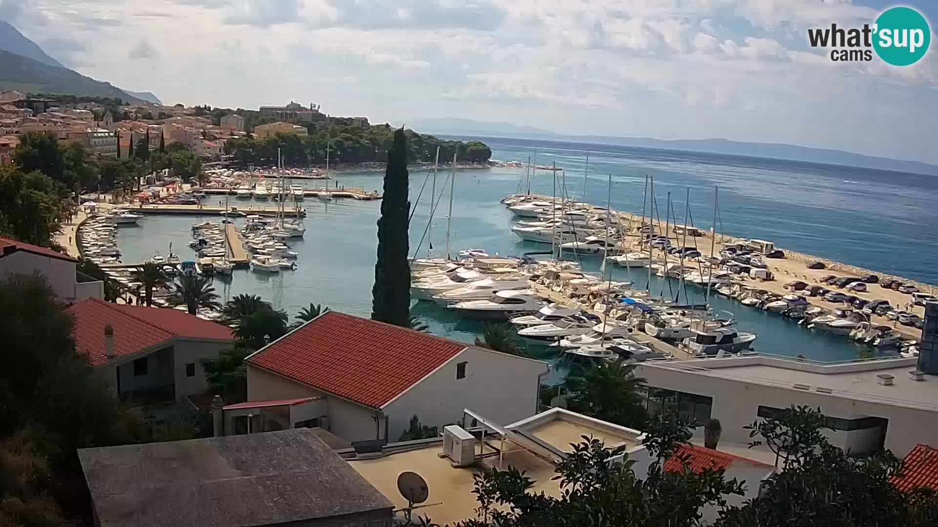 Vues de Baška Voda