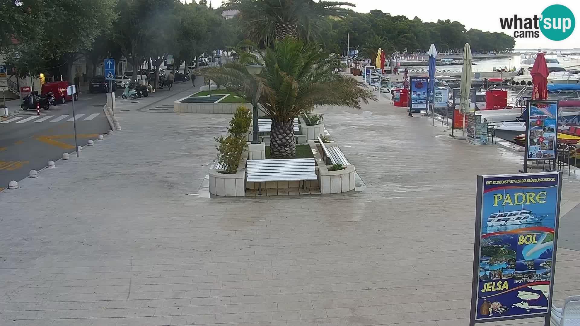 Promenade a Baška Voda