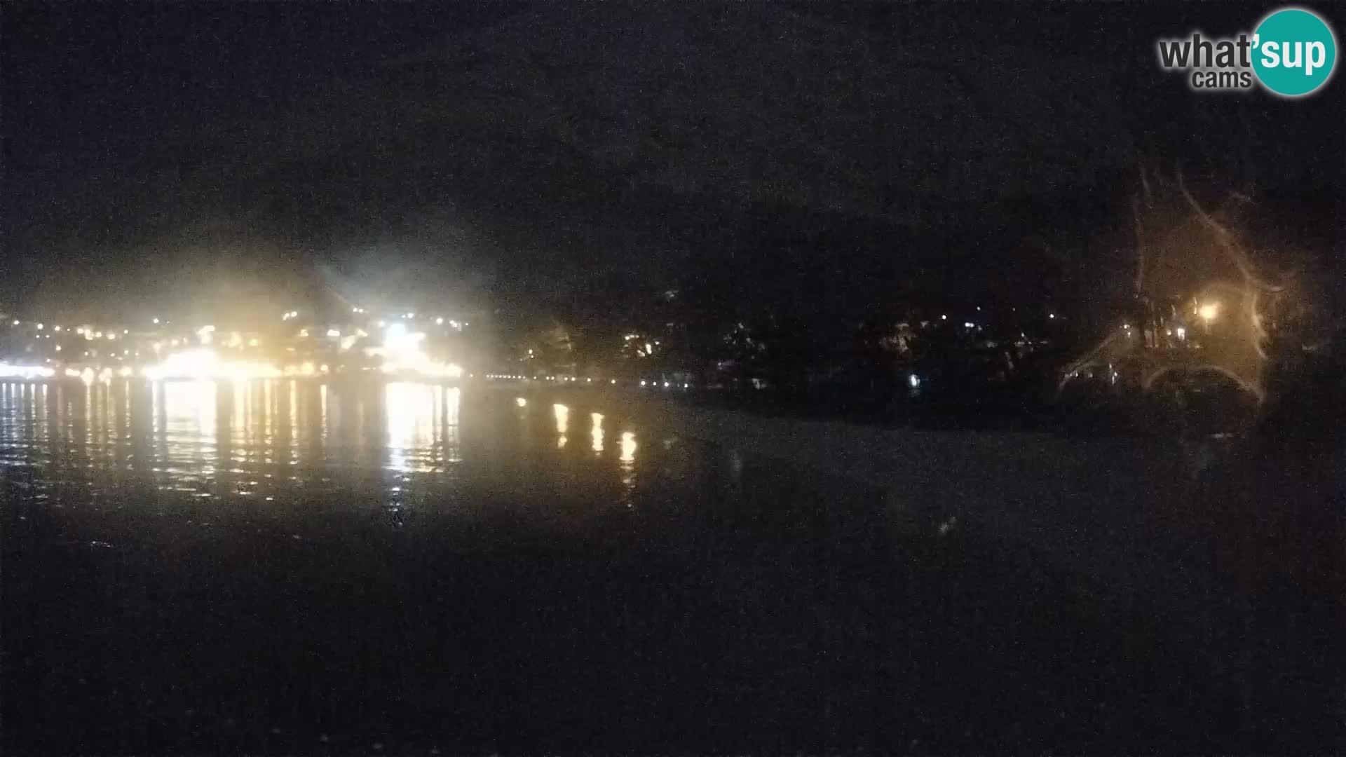 Webcam Baška Voda – Borik, Nikolina Strand
