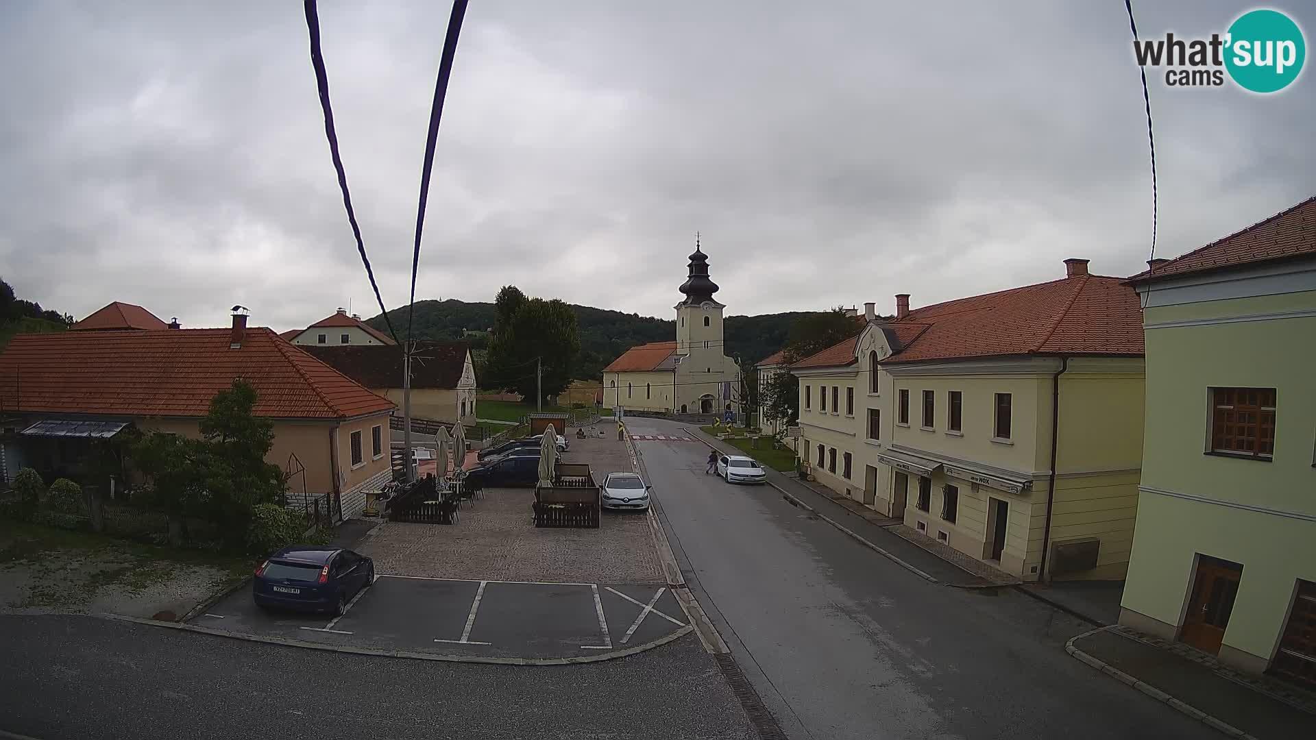 Bednja – webcam