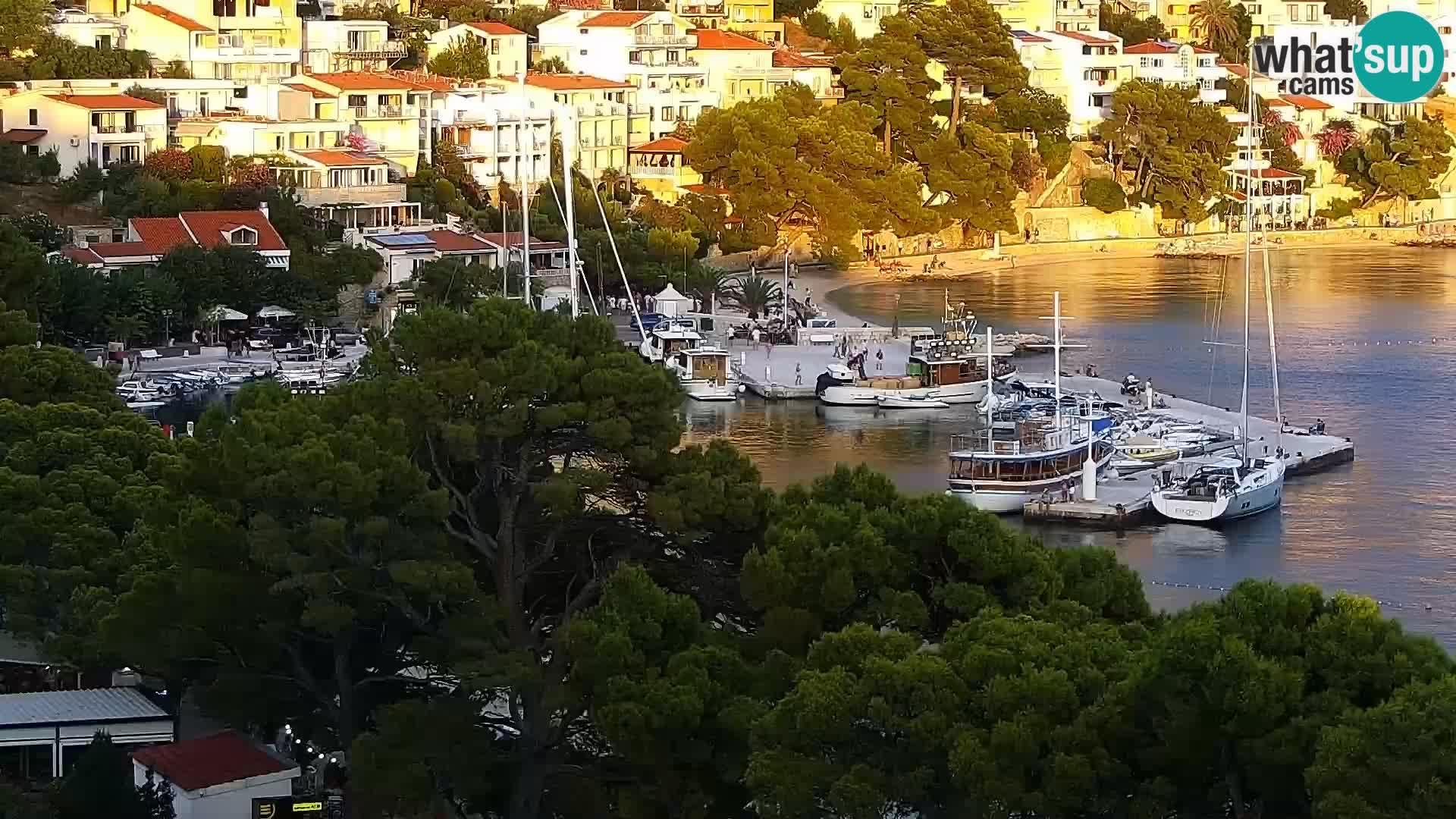 Brela panoramska okretna HD kamera