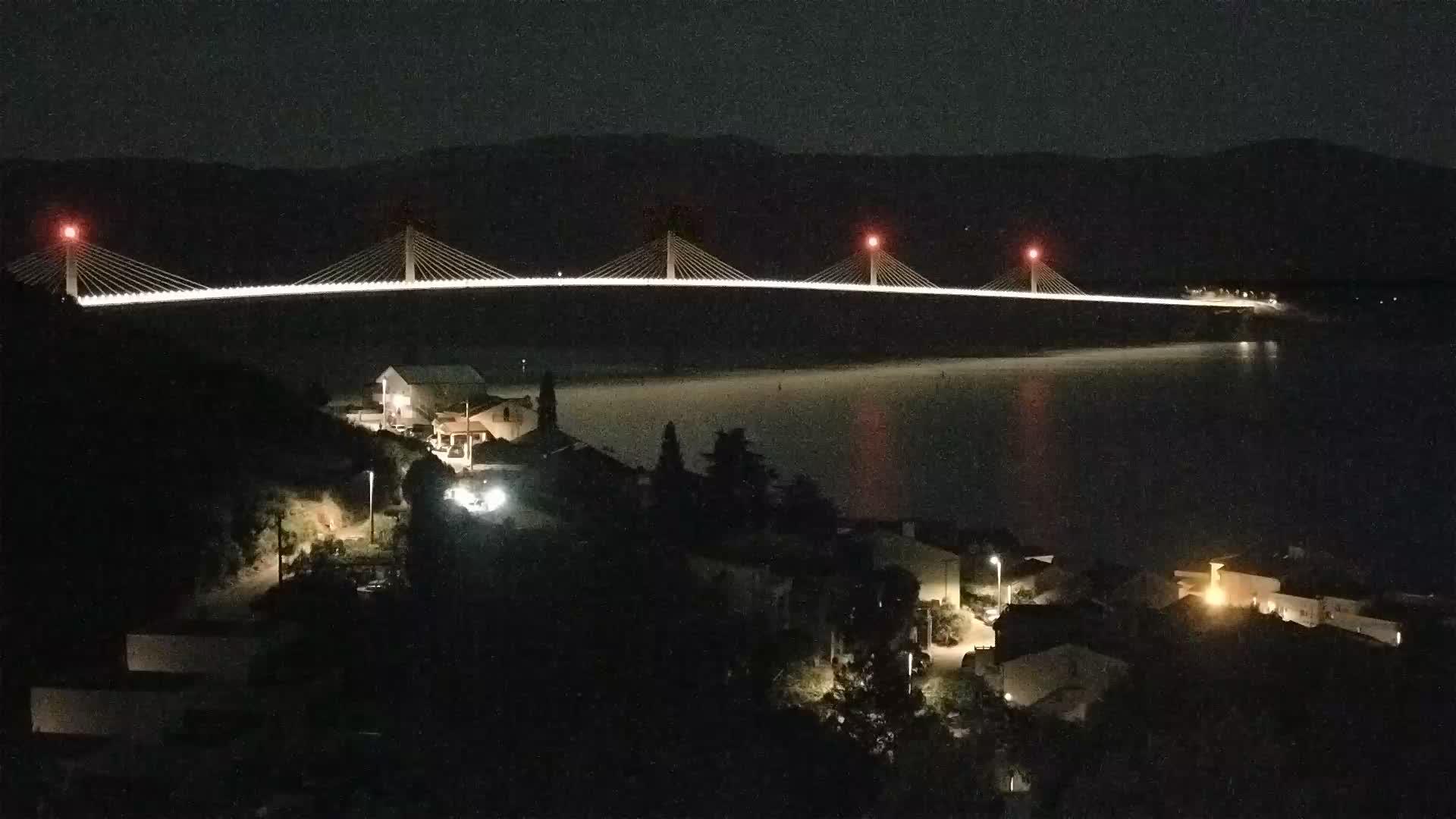 Livecam costruzione Ponte di Sabbioncello – Pelješac