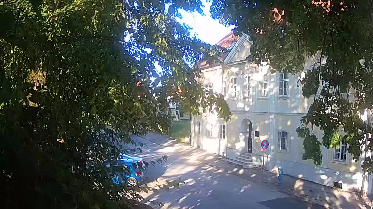 Webcam en direct du parc Petrinja – après le tremblement de terre