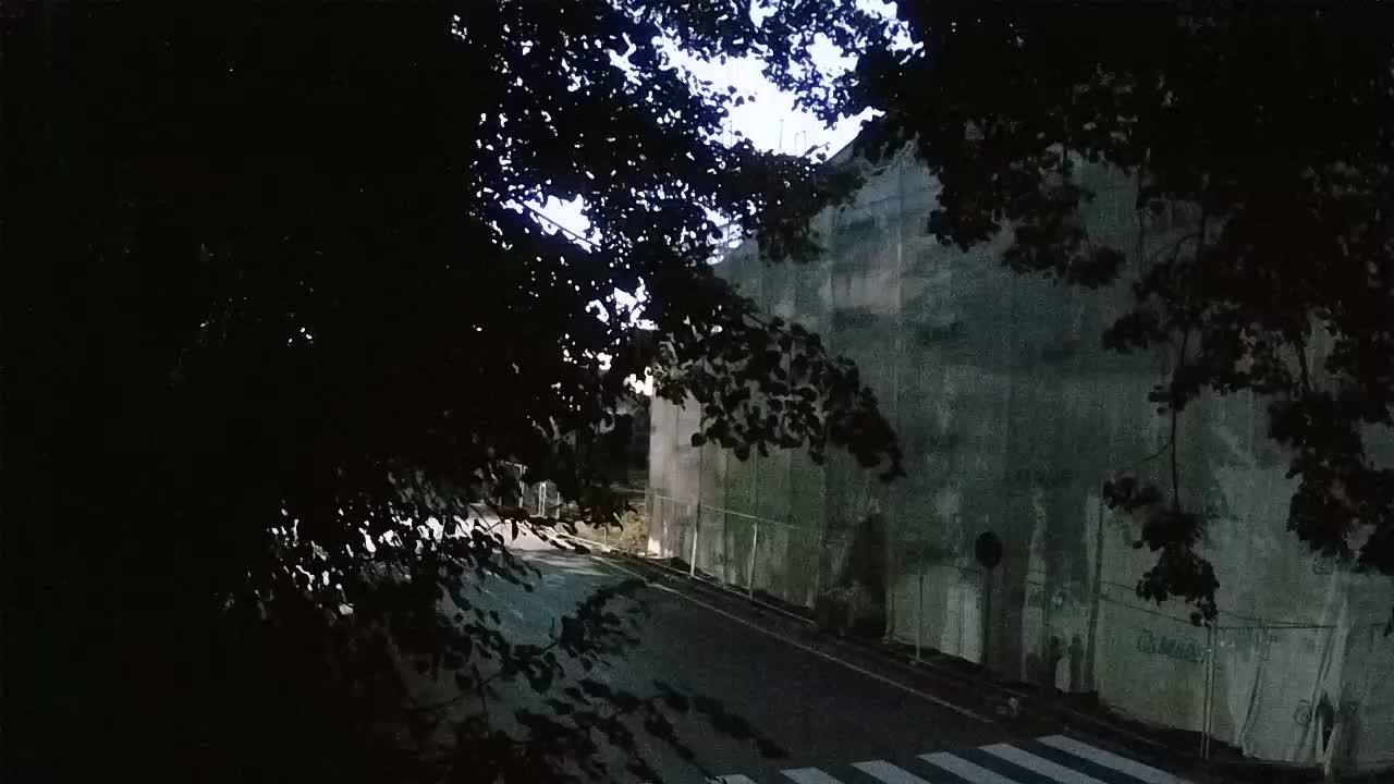 Live webcam Petrinja central park – after the earthquake