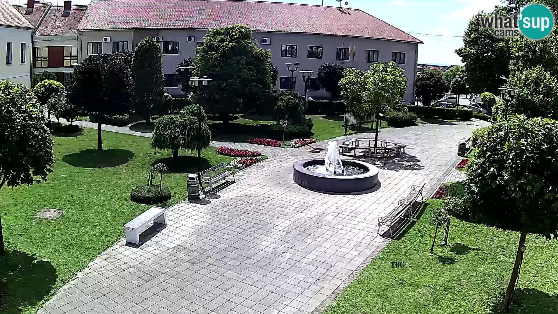 Čazma – Čazmanskog Kaptola square