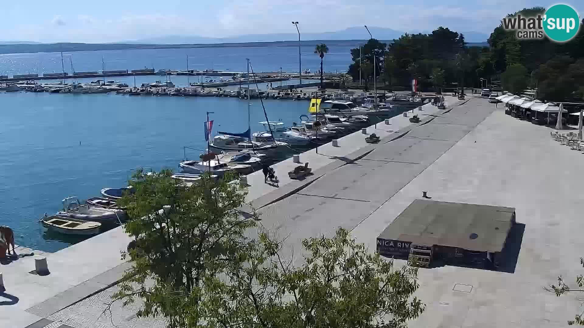 Crikvenica – Trg Stjepan Radić
