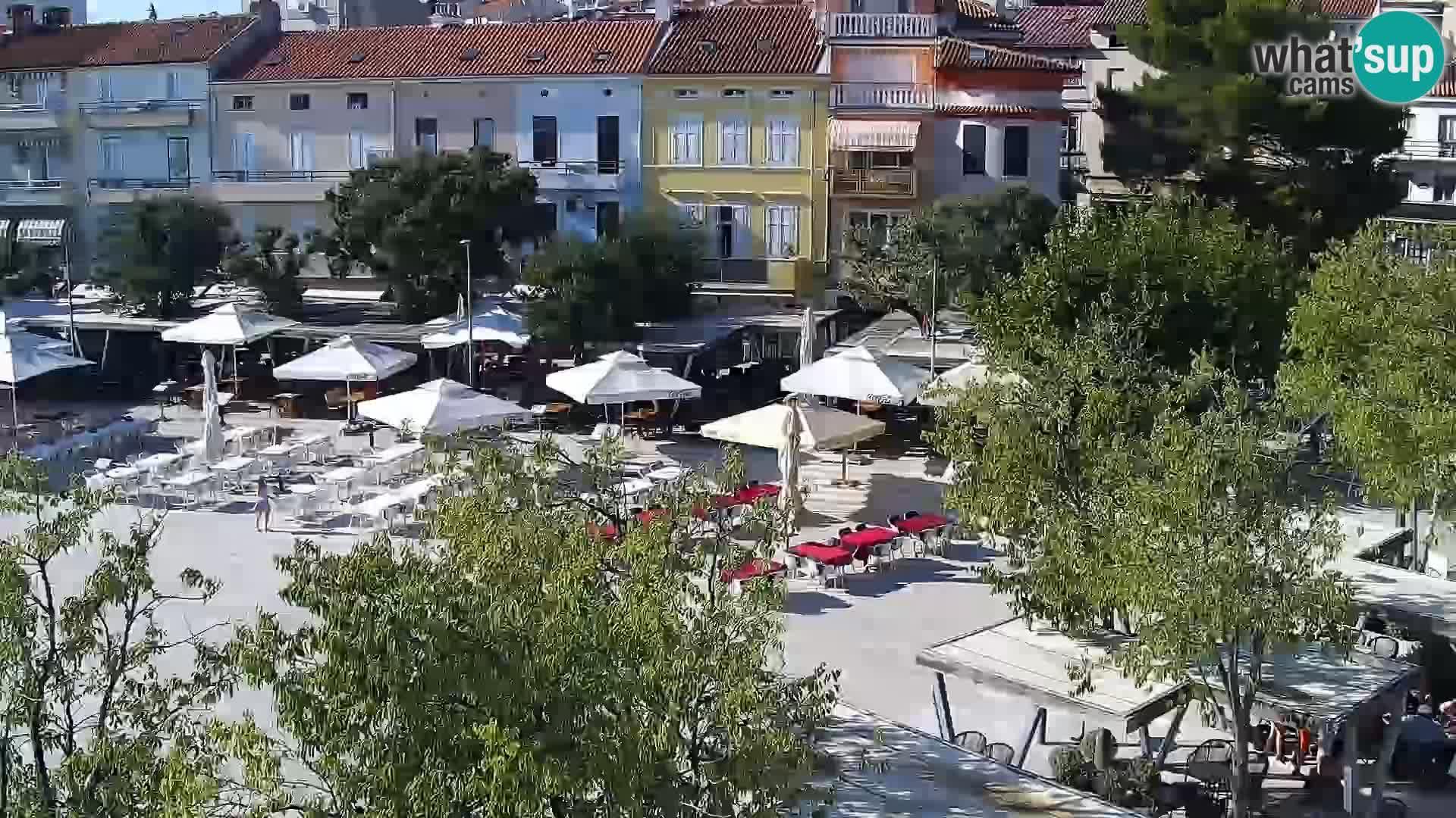 Crikvenica – Stjepan Radić square