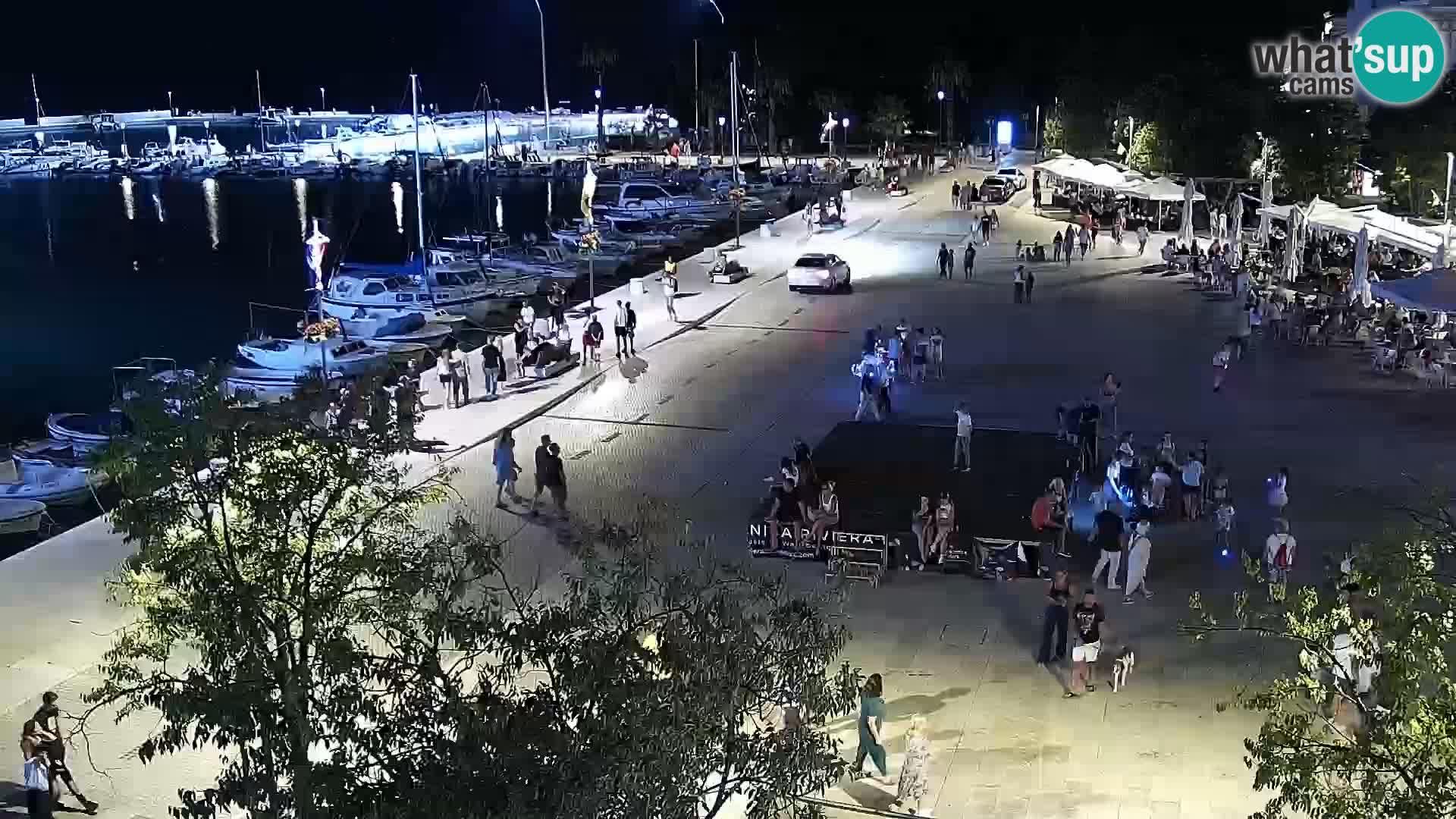 Crikvenica – Plaza Stjepan Radić