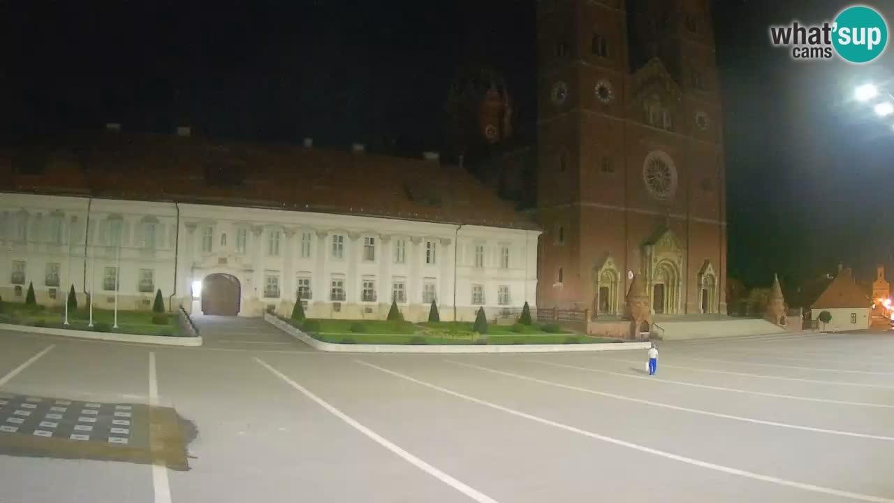 Webcam Đakovo Cathedral Sv. Petra