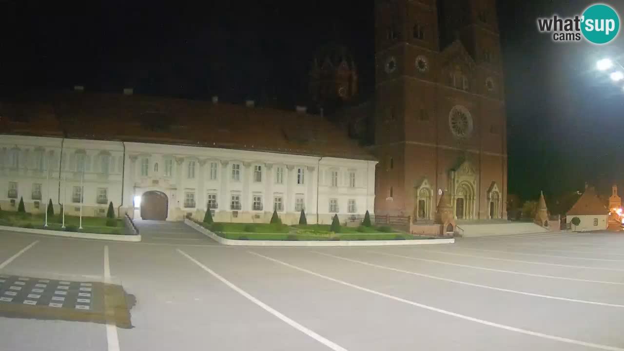 Kamera v živo Đakovo Katedrala Sv. Petra