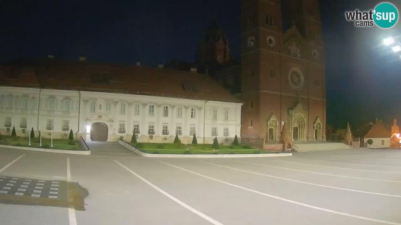 Web kamera Đakovo Katedrala Sv. Petra