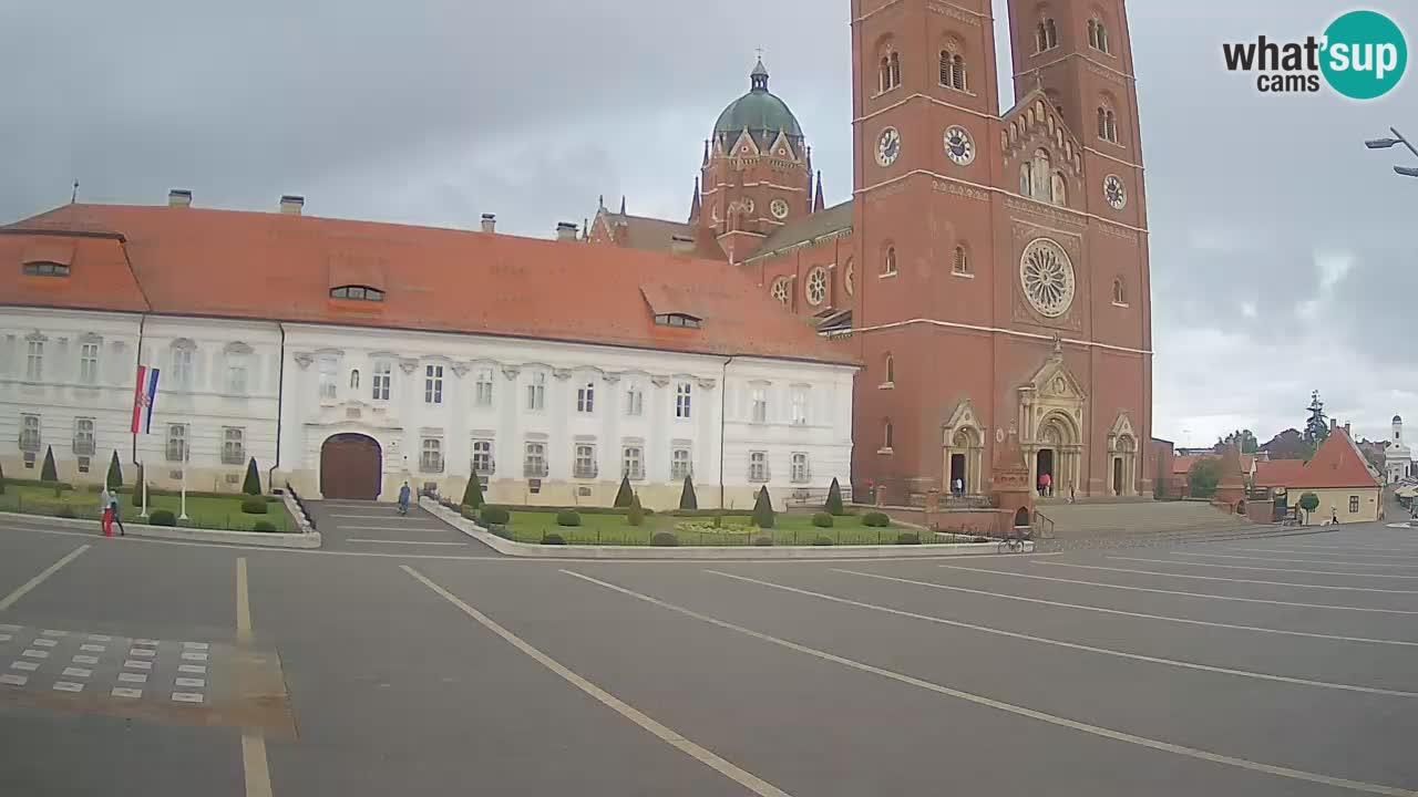 Livecam Đakovo Cattedrale di S. Pietro