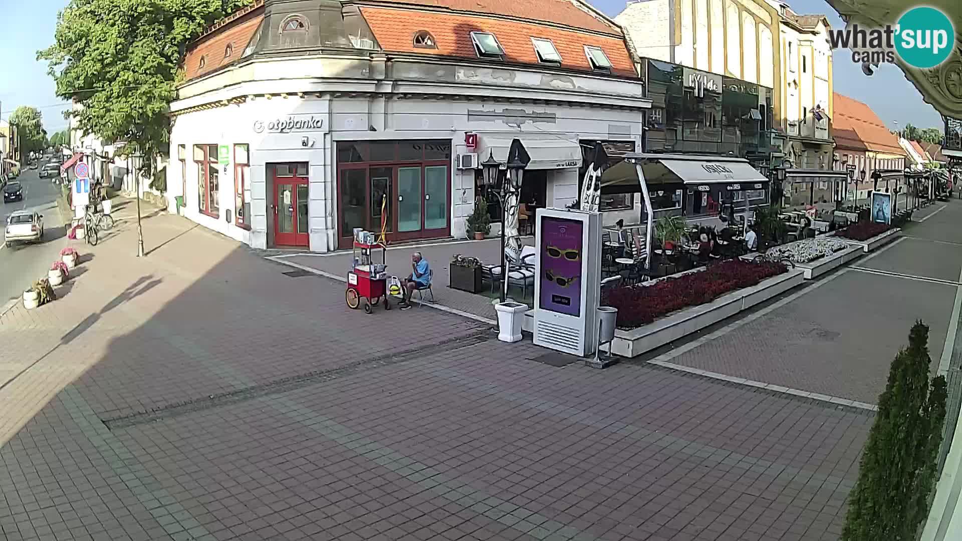Djakovo livecam – Korzo