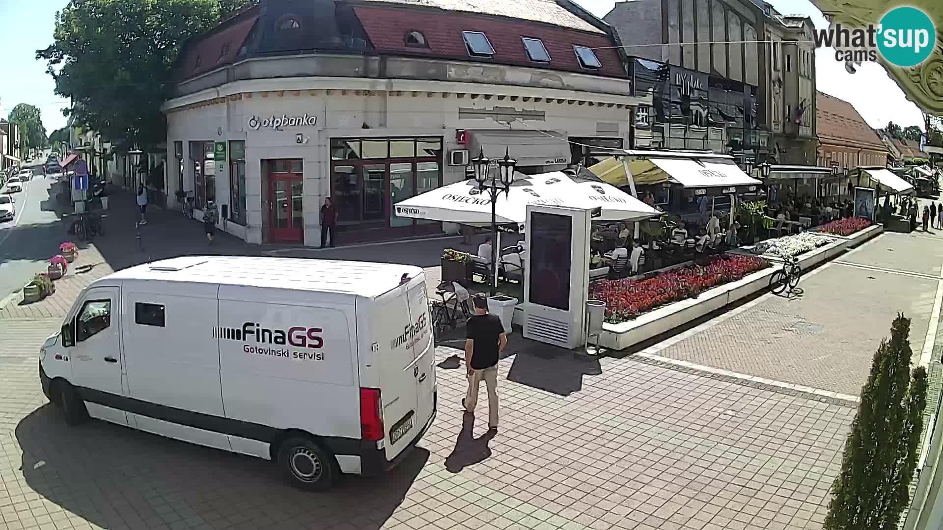 Đakovo kamera v zivo – Korzo