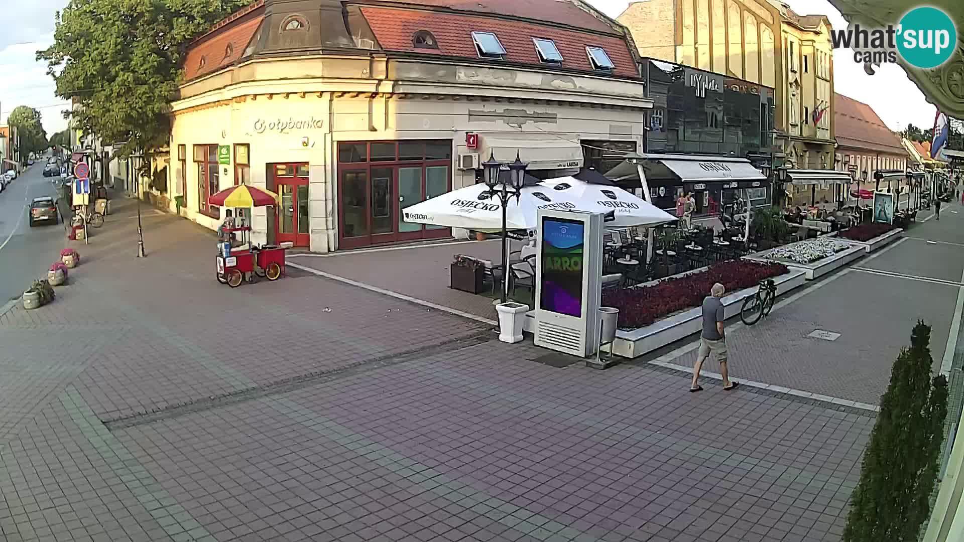 Đakovo web kamera – Korzo