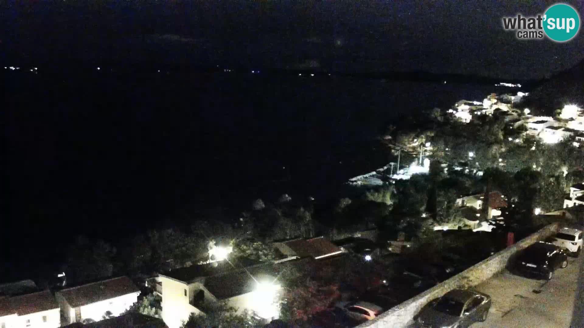 Camera en vivo Drage Croacia