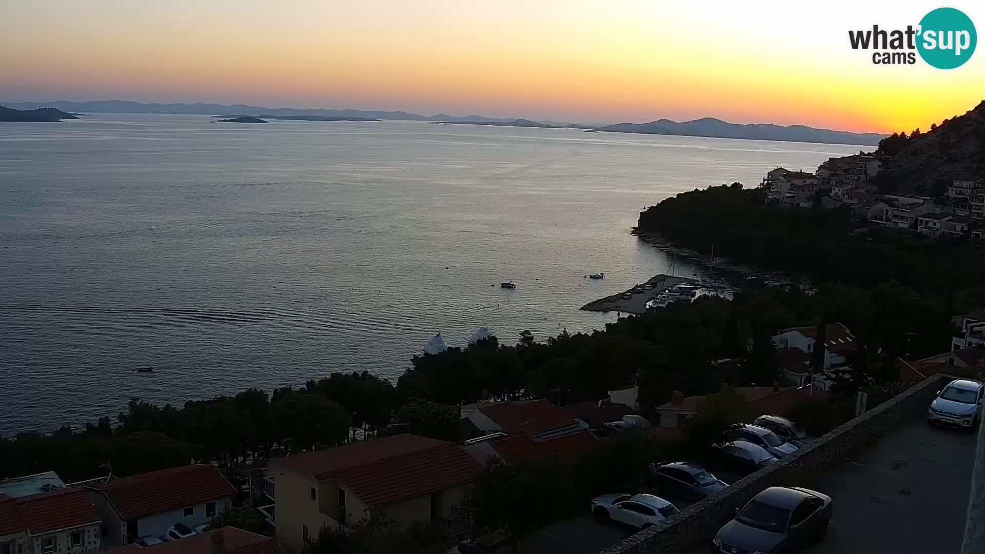 Webcam Drage – panorama view