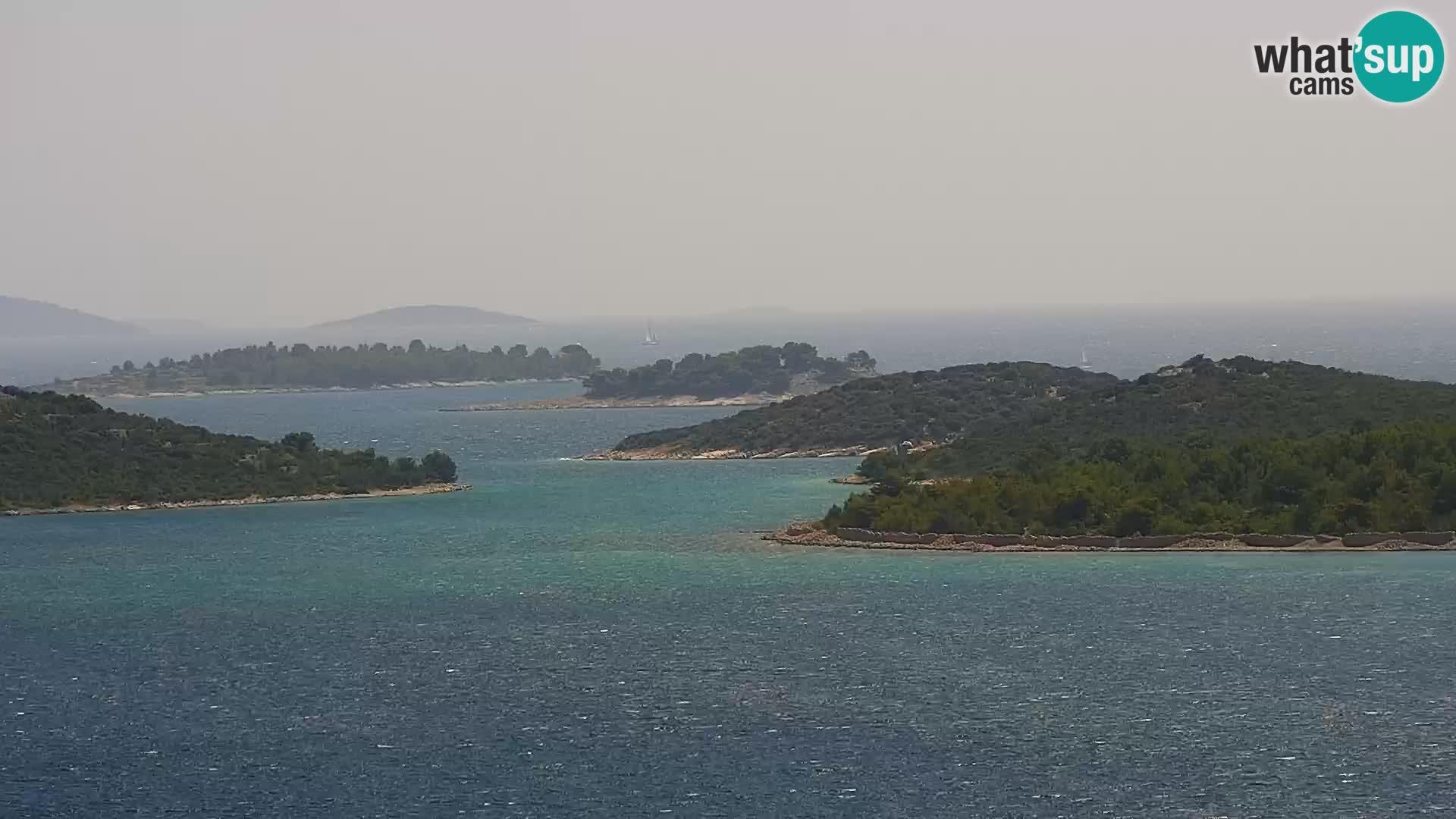 Webcam Drage – Dalmatien